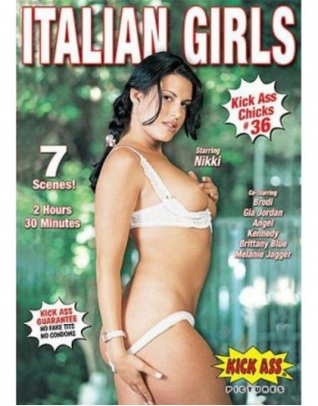 Artikelbild von Kick Ass Chicks 36: Italian Girls