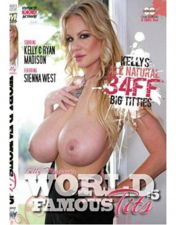 Artikelbild von Kelly Madisons World Famous Tits Vol. 05