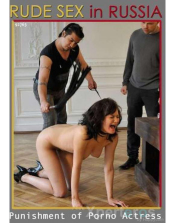 Artikelbild von  Rude Sex In Russia / Punishment Of Porno Actress