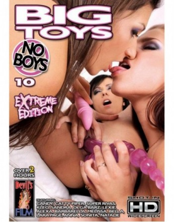 Artikelbild von BIG TOYS NO BOYS 10