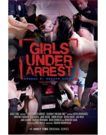 Artikelbild von Girls Under Arrest Season 2: Second Surge - Vol. 1