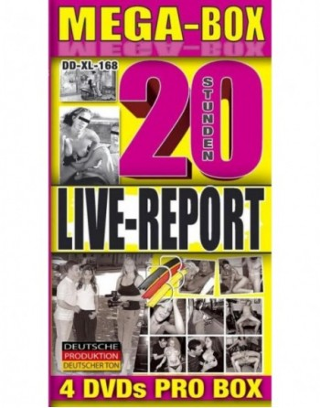 Artikelbild von Big-Box Live-Report 20 Std. 4 DVDs
