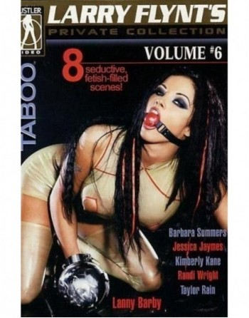 Artikelbild von Larry Flynts Private Collection Vol. 6: Taboo