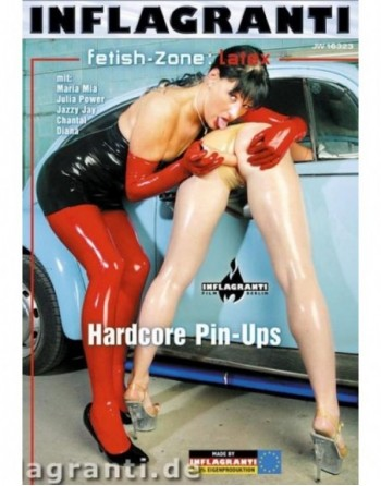Artikelbild von Fetish-Zone: Latex - Hardcore Pin-Ups