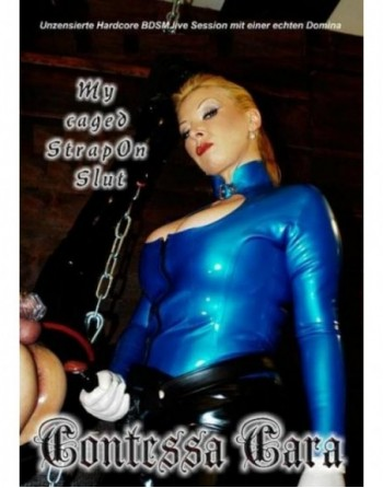 Artikelbild von Contessa Cara - My Caged Strapon Slut