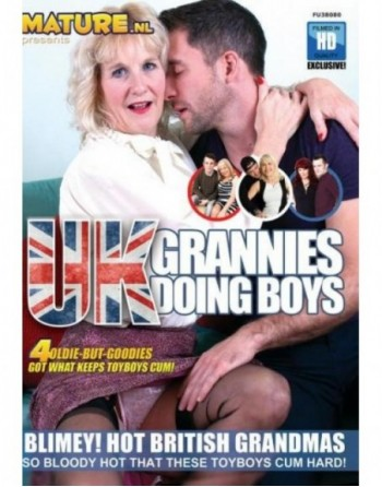 Artikelbild von UK Grannies doing Boys