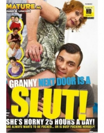 Artikelbild von Granny next Door is a Slut!