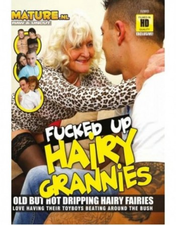 Artikelbild von Fucked up hairy Grannies