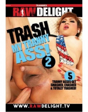 Artikelbild von Trash my Tranny Ass! 02