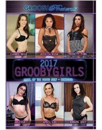 Artikelbild von Grooby Girls 2017: Model Of The Month July - December